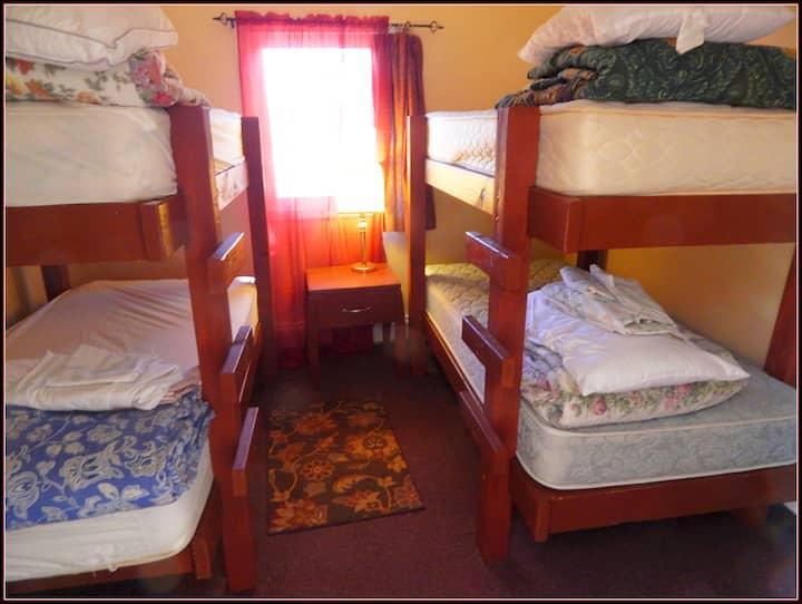 (A08) CoEd Main Dorm/Bunk Bed