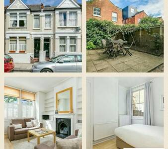 Spacious 1 bed Garden Flat in a gorgeous area - London