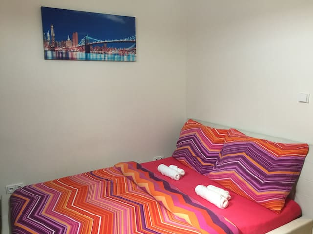 Studio near by Prague Castle with a Private Garden