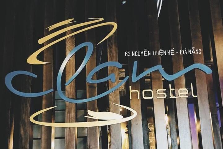 Clam Hostel address