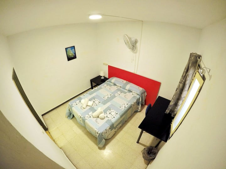 Private Bathroom, Double Bed Room