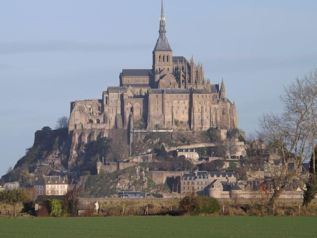 Le Mont St Michel - 2h30