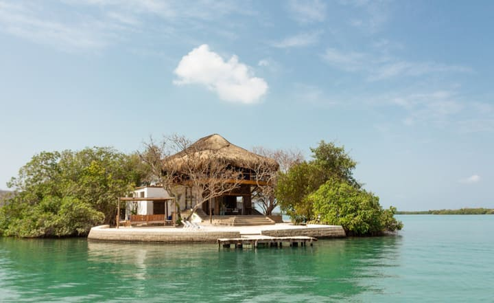Private Island @ Baru, Cartagena