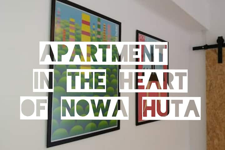 HutaHome Cozy and clean  apartment in Nowa Huta