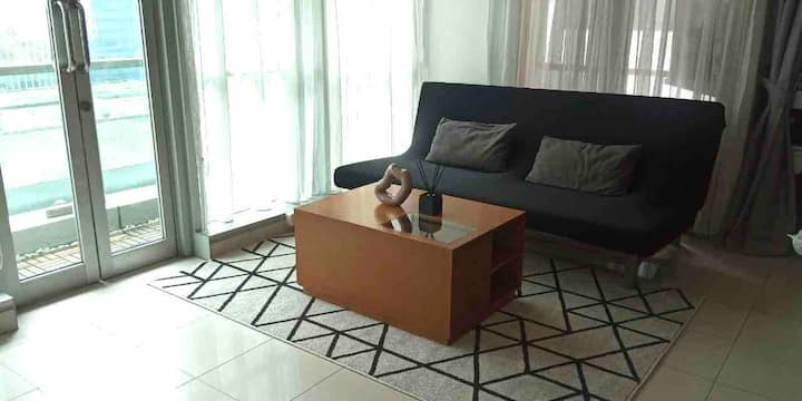 Cozy 2 bedroom at Kuningan Place Rasuna + Netflix!