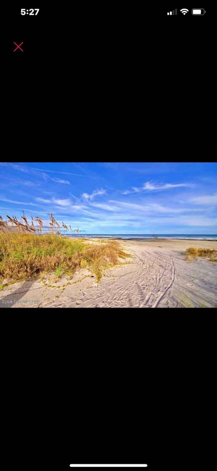 Beach Townhome