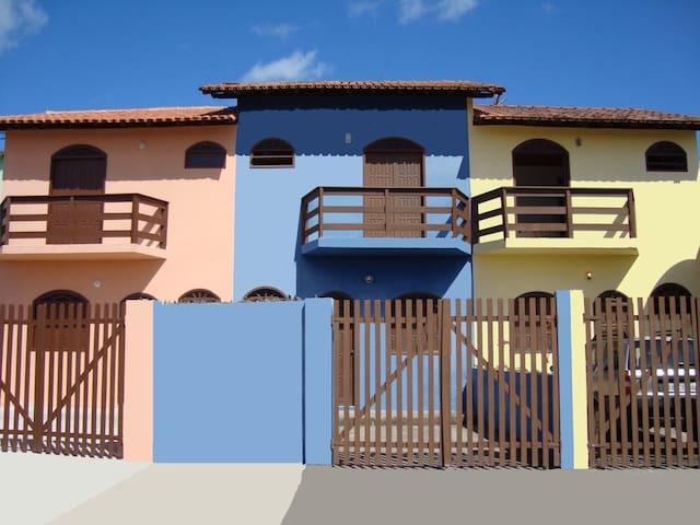 CHALÉ NOVA VIÇOSA-BA