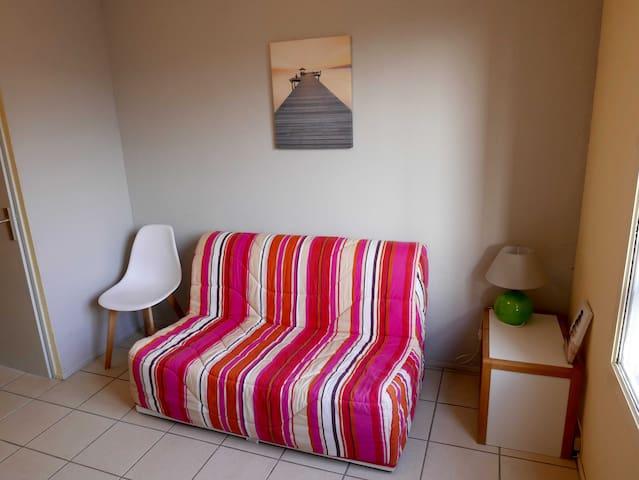 Studio refait à neuf idéal Curistes Plein Soleil - Lamalou-les-Bains - Wohnung