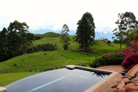 """Hacienda Cafetera """"La Cordillera"""" - Fredonia"""