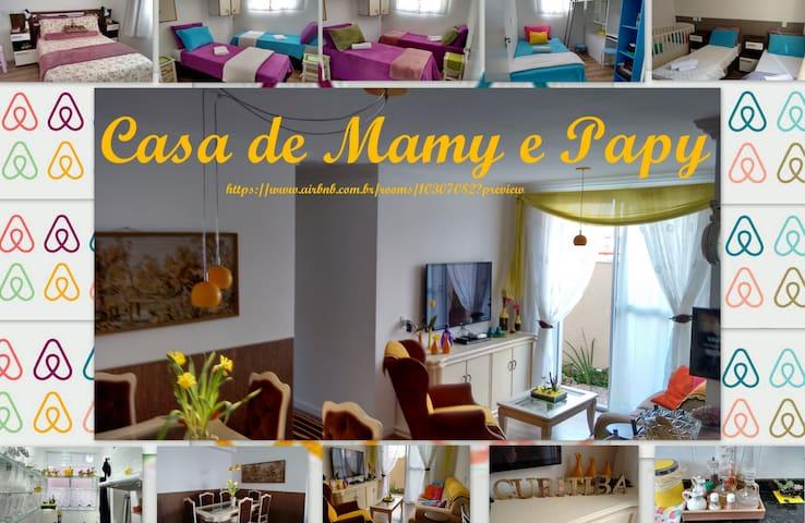 CASA DE MAMY & PAPY I