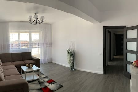 New, modern, warm and confortable space, 2 rooms