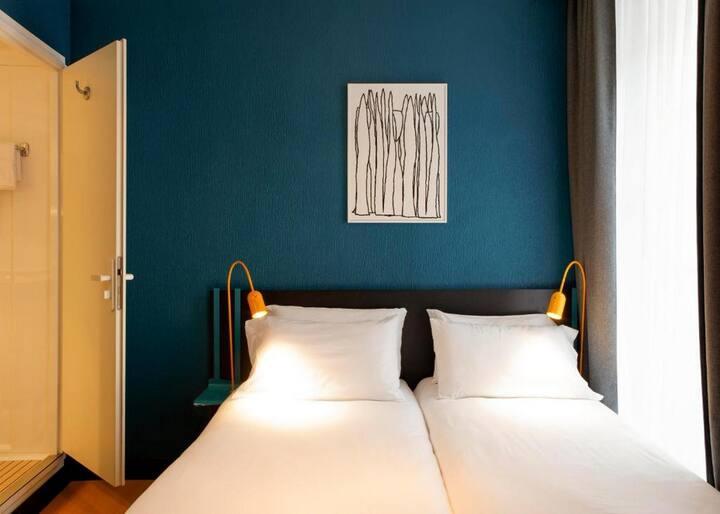 ★ Jolie chambre Twin proche de Bastille