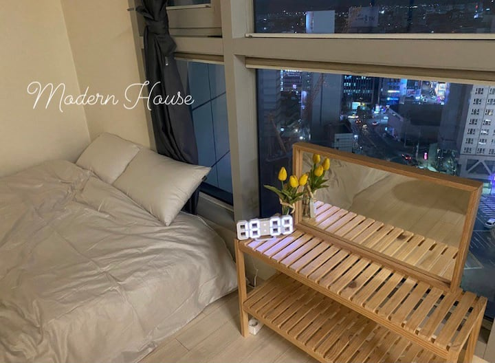 [Minimal House] 신세계백화점 ,동대구역 도보 3분거리 :)