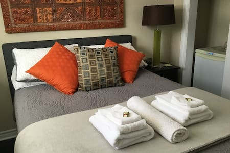 Oasis in our Garden City #2 (double bed)