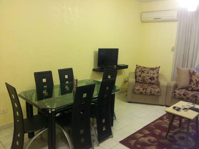 2 bedroom flat / Al Rehab compound - New Cairo City - Apartment