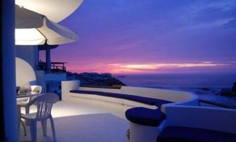 Hermosa casa de playa en primera fila