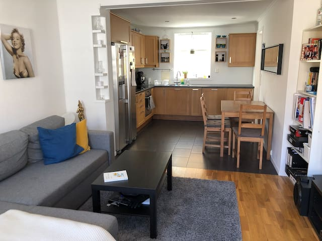 Attractive apartment with everything nearby