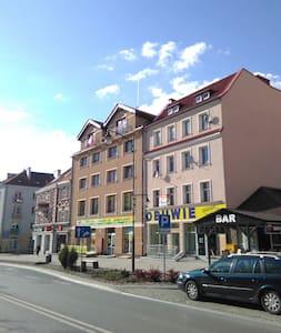 Mazury apartament w centrum miasta - Giżycko