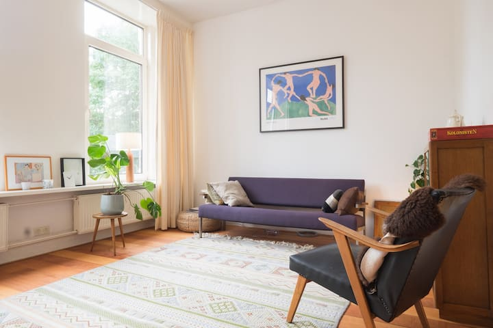 Lovely apartment with a view ***** - Rotterdam - Apartemen
