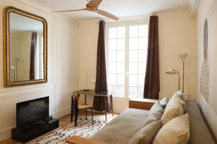 Apartment in Saint Germain in Mobility Lease