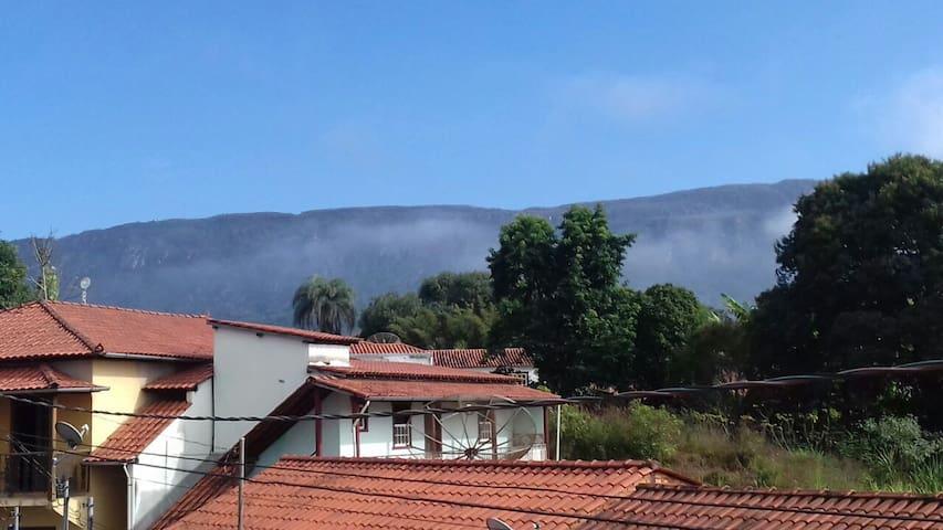Apê do Cacá - Tiradentes - Apartamento