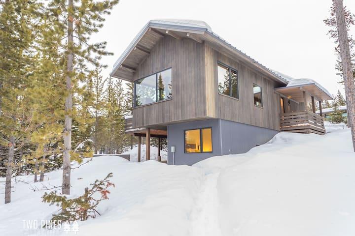 Moonlight Basin | Ulery`s Lake Cabin | Ski in Ski Out, Beautiful Private & Tucked Away Cabin