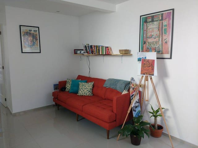 Complete beautiful studio in Escandon - Ciudad de México - Loft