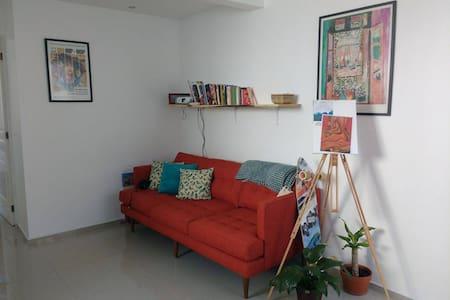 Complete beautiful studio in Escandon - Ciudad de México - Loftlakás