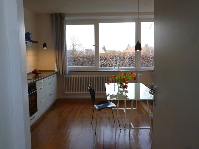 Appartement am Illerstrand - Ulm - Bungalou