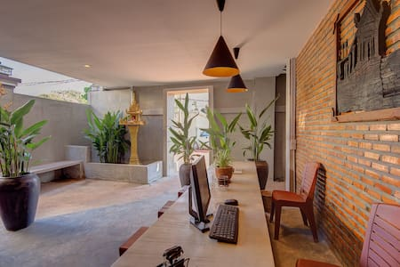 Family Suite Room@ The Concept Residence - Krong Siem Reap - Apartment