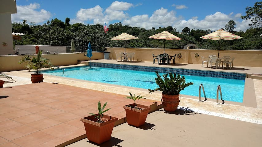 Jibarita  Vacation Apartments - Morovis - Byt