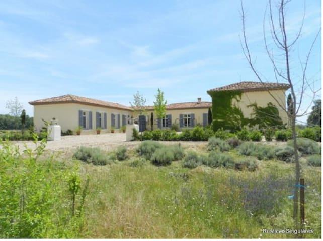 Provence style house - Villanueva de la Vera, 6ha