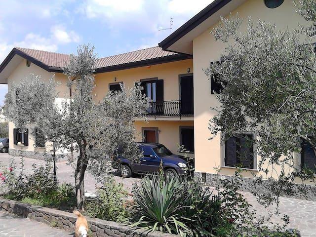 Casa dello Scultore - Marino - Lägenhet