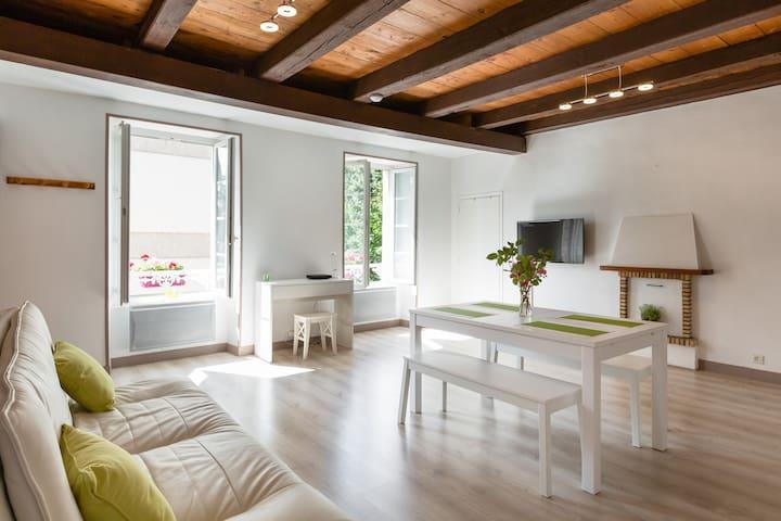 appartement 50M2 très calme  près du centre ville - Saint-Malo - Apartment