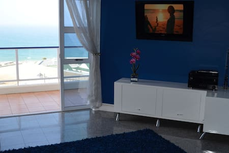 Beautiful Beachfront Apartment - Appartamento