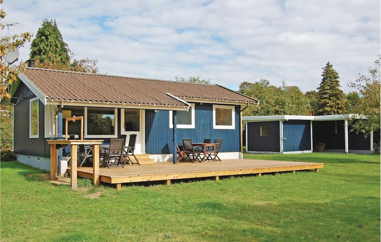 Holiday cottage with 2 bedrooms on 45m² in Vordingborg