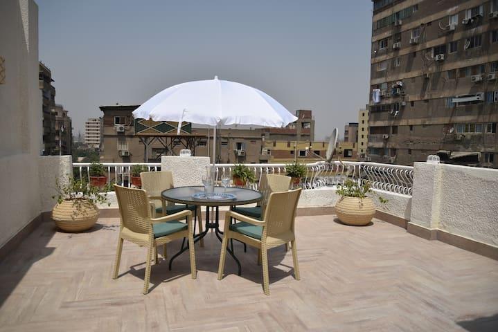 A Boutique Studio in Cairo's Heart