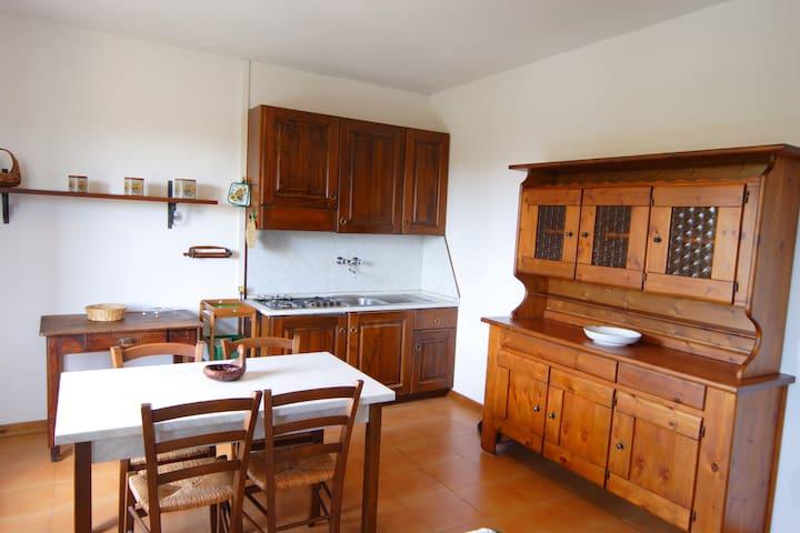 Appartamento in agriturismo - Castelfiorentino - Pis