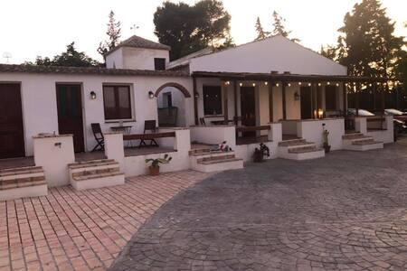 The Hidden Paradise2 Finca Santa Ana Mini Resort.