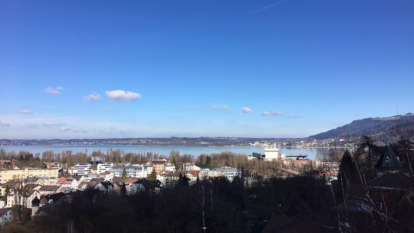 Berufstätige und Reisende Welcome - Bregenz