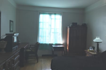 Beautiful Huge Bedroom in The Heart Of Inwood - Apartment