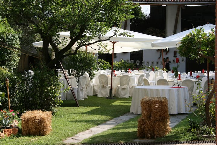 Country House B&B Casa Mortarino - Piedmont - Bozzole