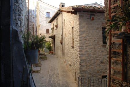 Il Paradiso nel Borgo - Arrone - Wohnung