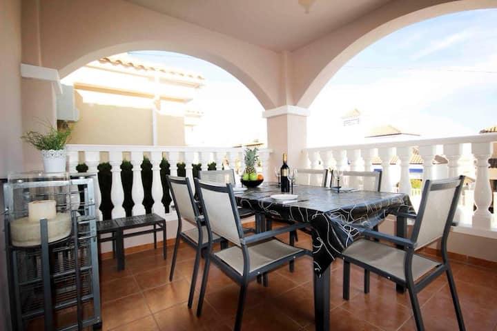 Villa plein sud San Miguel De Salinas / Alicante