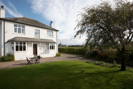 Tamarisk three rooms between the Fells and the Sea - Drigg