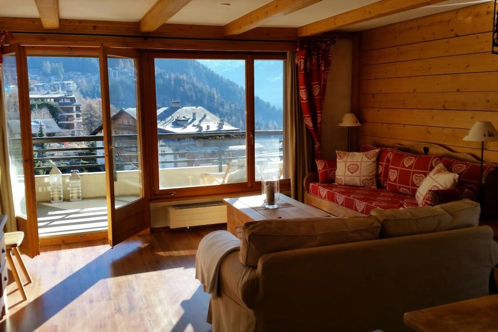 Mountain style with magnificent views