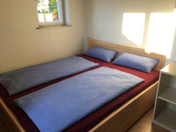 Zimmer in Starnberg (OT Söcking) südl. von München
