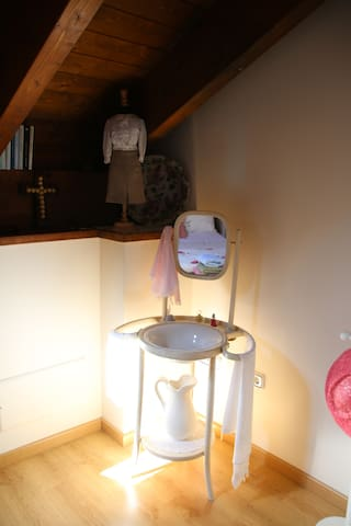 Lavabo de la bisabuela Paquita