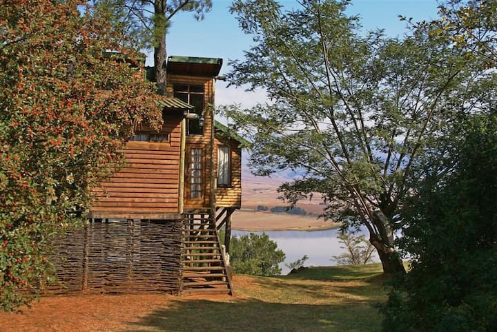 Bahati Tree Lodge at Treks, Trips & Trails