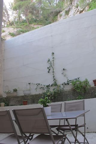 Apartment with terrace  - Alpilles - Orgon - Apartamento